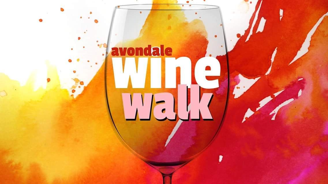 BUY TICKETS – Avondale Wine Walk